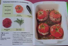 Tomates farcies à l'aubergine