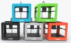 The Micro 3D Printer -- this gadget is blowing up Kickstarter. And we can see why!