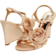 Mission to find the perfect wedding wedges!!