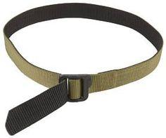 5.11 1.5-Inch Double Duty Tdu Belt Tdu Green/Black, Large. From #5.11. Price: $19.99