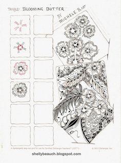 #doodles #zentangles