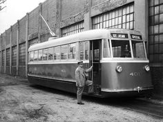 Browse these vintage photos of Detroit streetcars from 1870 - 1950. All photos are courtesy of the ever-wonderful Virtual Motor City.
