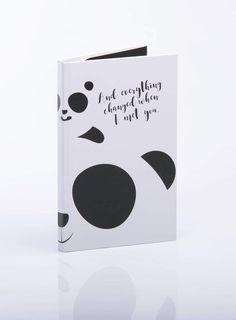 Neuvolakorttikotelo panda Panda, Pandas