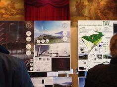Premiazione primo premio  Antenna landmark colle Bellaria  Arch alessia maggio AMART studio