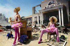 Destructions - Can You Help Us - David Lachapelle