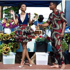 latest Beautiful ankara couples styles and designs outfit,ankara styles for husband and wife, husband and wife trendy ankara styles to rock African Attire, African Wear, African Women, African Dress, African Outfits, African Style, African Print Fashion, Africa Fashion, African Prints