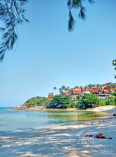 Choeng Mon Beach, Koh Samui | Thailand
