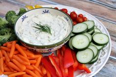 Curry Dill Dip