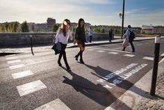 STREET ART. El proyecto de BoaMistura se titula 'Madrid, te comería a versos'. Es un acto de amor de artistas y poetas por la ciudad de Madrid.