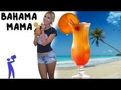 The Bahama Mama - Tipsy Bartender - YouTube