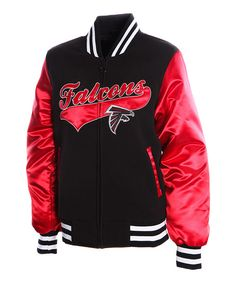 Look at this Atlanta Falcons Sweetheart Jacket - Women on #zulily today!