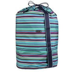 Large Capacity Water Repellent #Laundry Bag - Dixie Stripes #home #bag