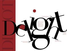 Image result for typography delight