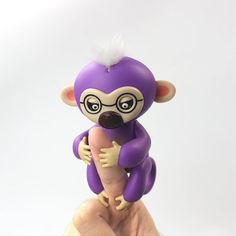 Sydney New Fingerlings Interactive Baby Monkey Rare To Have A Unique National Style