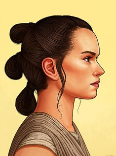 Luke Skywalker, Han Solo, Chewbacca, Boba-Fett, Kylo Ren, Rey e outros