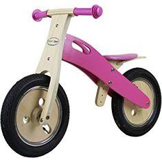 Smart Gear Wooden Smart Balance Kids Bike - Bubbleicious