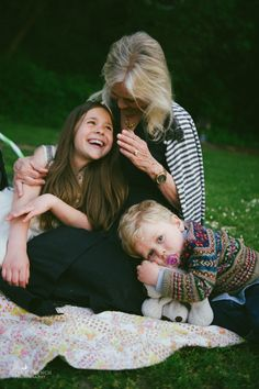 Family Portrait Session / Seattle /  / Amber French Photography