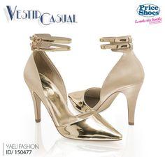 Serás el centro de atención con estas zapatillas. #iLovePS #style #zapatillas #tacones #pump #chic #fashion #fashionable #fashionista #happy #must #sexy #shoes #pumps #nude