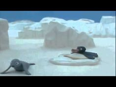 """13 seconds of Pingu repeatedly saying """"Noot noot"""".  This is necessary to life."""