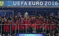 EURO 2016: Portugal defeat France 1-0 to win first European Championship