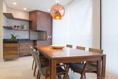 Decoração de Interiores em Apartamento Paraíso - Decoradora Marilia Veiga