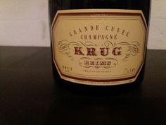 www.EuropeanCollector.com - online auction : Champagne Krug Gran Cuvee - 1 bottle (75cl)