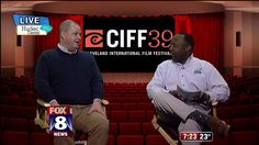 CLEVELAND -- The Cleveland International Film Festival is underway. It features movies and filmmakers from around the world and right here in Cleveland. Fox 8's Kenny Crumpton showcased four movies...
