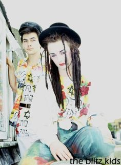 culture club boy george - Google Search