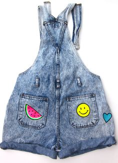 Tres She overalls :)