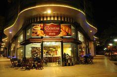 Disfruta el exquisito Gourmet Europeo en Crocantina. CENTRAL Av. Trinidad. Telf.: 333-1111. SUC. 1: Centro Comercial Las Brisas. Telf.: 388-8710. Santa Cruz de la Sierra, Bolivia. Visite nuestra fan page de Facebook en: https://www.facebook.com/Crocantina