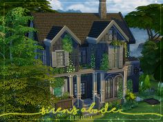 The Siren's Abode by Valhallan at TSR via Sims 4 Updates