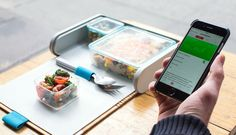 Prepd Pack – La lunch box qui compte les calories