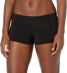 For today's active lifestyle, it's no wonder, this is our top selling short. Available in 20 colors. Soft, durable nylon/spandex. Double-stitched for strength and security. Complete coverage with no gapping. Tiny Shorts, Dance Shorts, Boy Cuts, Women's Shapewear, Girl Bottoms, Hot Pants, Dance Outfits, Short Girls, Athletic Shorts