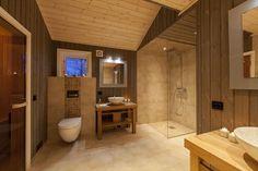 Nyoppført, innholdsrik og flott hytte i Geilo fjellandsby -