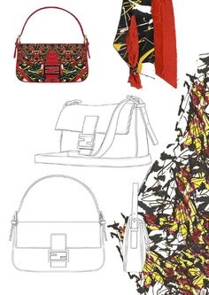 32 Ideas For Fashion Design Sketches Portfolio Milan Fashion Art, Young Fashion, Fashion Flats, Party Fashion, Fashion Trends, Fashion Design Portfolio, Fashion Design Sketches, Fashion Designers, Sneakers Outfit Men