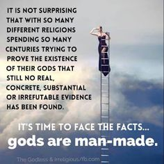 Atheism, Religion, God is Imaginary. It is not surprising that with so many… Losing My Religion, Anti Religion, Christianity, At Least, Politics, Bible, Wisdom, Faith, Science