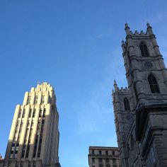Basilique Notre-Dame Church in Montreal, CA. This place is popular with Tourists, Students, Business Travelers