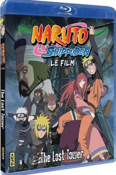Movie & Tv Shows: Naruto Shippuden: The Lost Tower (2010) BRRip Dual-Audio 600MB Resume Download Links
