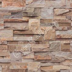 Split-Face-Tile-Textured-Wallpaper-Brick-Stone-Kitchen-Bathroom-Grey-Cream-Beige