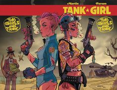 *High Grade* (W) Alan Martin (A/CA) Brett Parson Our hedonistic heroine and her long-lost chum come to blows as Two Girls One Tank reaches its tear-jerking terminus. Keep the tissues handy, folks; you