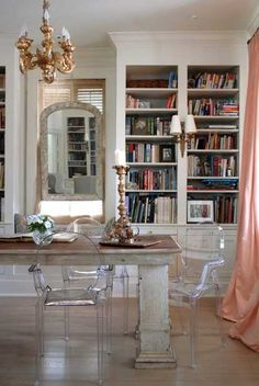 mix of antique and contemporary!