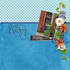 Snickerdoodle Design - Backyard Party Collection   Artsy Texture 6     Missmel templates - June Grab Bag Bundle
