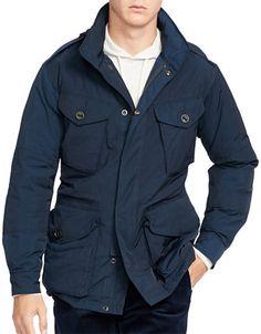 dd4b1783c3 POLO RALPH LAUREN Polo Ralph Lauren Down Combat Jacket. #poloralphlauren  #cloth # 지퍼