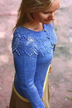 Ravelry: Brennan Cardi pattern by Julia Trice Knitting Designs, Knitting Patterns, Knitting Ideas, Dk Weight Yarn, Summer Knitting, Bind Off, Knit In The Round, Stockinette, Needle And Thread