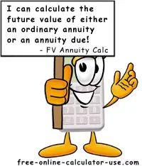 Present Value of an Annuity Calculator | inspiration | Pinterest ...