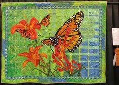 Cathy Geier's Quilty Art Blog: Upper Midwest Quilt Show 2