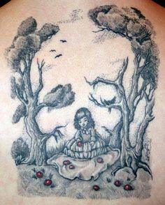 tattoo by Natalia Borgia in Queens, New York