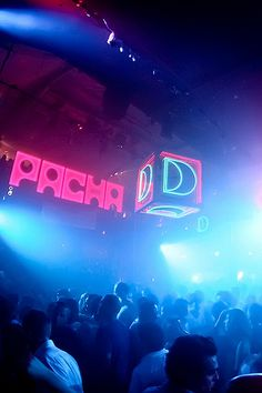 Ibiza clubbing - Pacha - Ibiza's most iconic nightclub