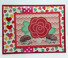 ~ Marilyn's Crafts ~: SBC January 2015 Card Kit