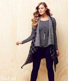Katies has layers to love and trends to try this season #katiesfashion #fashion #AW15